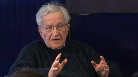 Chomsky uses Catalan as an example of the struggle against state imperialism | real utopias | Scoop.it