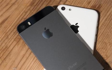 Apple podría ofrecer muy pronto la actualización al iPhone 5C y 5S para renovar inventario | MSI | Scoop.it