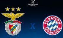 Golos Benfica 2 vs 2 Bayern Munique – Liga dos Campeões | Vídeos do Glorioso - Benfica | Golos Benfica | Scoop.it