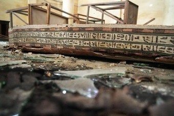 Looters Shatter Museum of Ancient Egyptian Treasures | Civilization | Scoop.it
