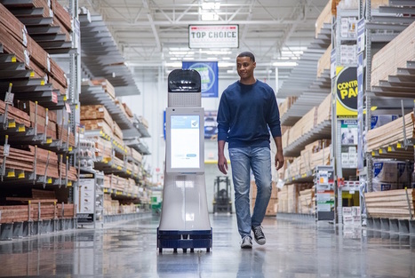 Anytime Shopping & On-Demand Support Thanks To AI | Anat Lechner's My 2 Cents | Scoop.it