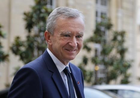O dono da Louis Vuitton desistiu de ser belga | LouisVuitton | Scoop.it