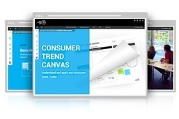 CONSUMER TREND CANVAS   Your 1-page innovation framework   Innovatie   Scoop.it