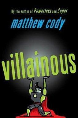 Villainous | Books | Random House Kids | New Books in the LMC Fall 2014 | Scoop.it