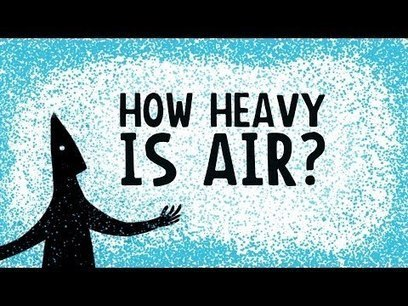 How heavy is air? - Dan Quinn | Why is Science important? | Scoop.it