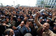 Thousands of police gather in Algerian capital | Coveting Freedom | Scoop.it