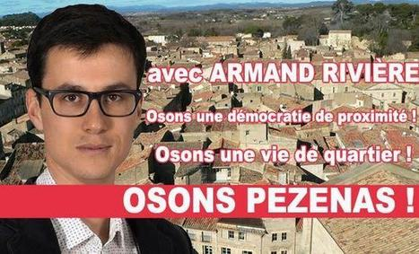 Avec ARMAND RIVIÈRE Osons une démocratie de proximité ... - Hérault-Tribune | Panarchie - Panarchy | Scoop.it