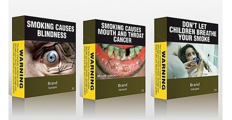 Plain packaging for cigarettes: Big Tobacco's loss is public health's gain | Transform: Getting Drugs Under Control | Beckley News : Drugs | Scoop.it