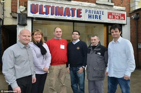 Taxi Firm Employs More Eastern Europeans Because Brits are too Lazy   Worldwide News   Scoop.it