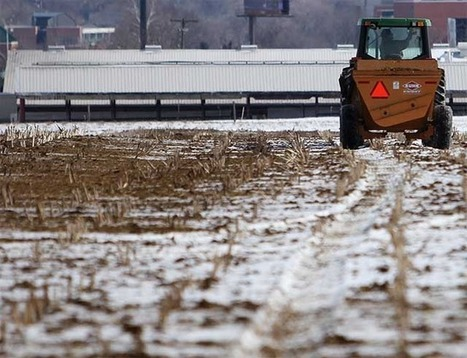 Ohio farms flush with manure | Food issues | Scoop.it