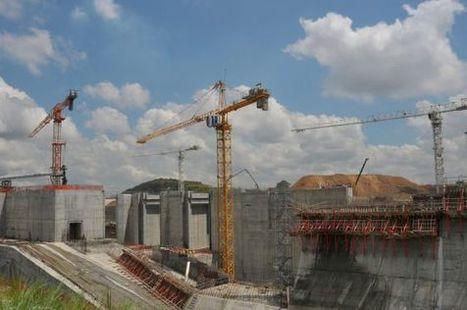 Sacyr sigue con las obras en el Canal pese al fin del ultimátum   Transporte marítimo.   Scoop.it