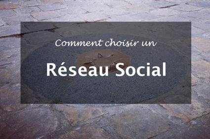 Quel réseau social choisir ? Celui qui rapporte le plus ! | Médias sociaux & web marketing | Scoop.it