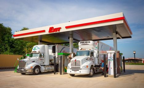 Truckers hitching their rigs to natural gas - Minneapolis Star Tribune | The Natural Gas Revolution | Scoop.it