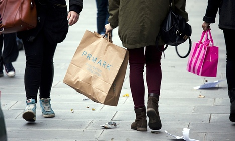 Primark says it is still gaining market share as shoppers shift to 'value' clothes | BUSS4 Globalisation, emerging markets, the EU, Government policy and the economic environment | Scoop.it