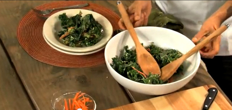 Chef Matteo's Winter Kale Salad | Reboot With Joe | Simply Grow Great Food | Scoop.it