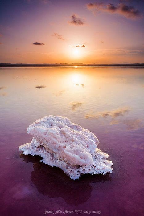 Salt fields byJuan Carlos Simón | My Photo | Scoop.it