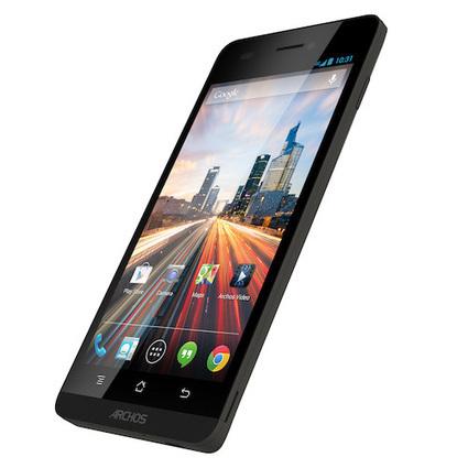 Archos : un smartphone 4G à moins de 200 euros   Les télécoms pour la petite entreprise   Scoop.it