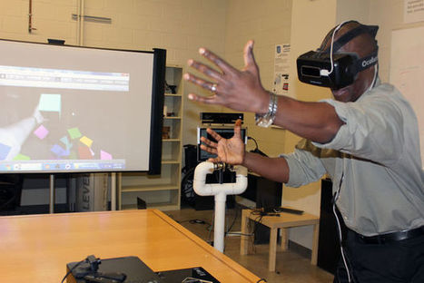 Penn State professor looks to incorporate virtual reality for online classes | iEduc | Scoop.it