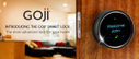 Goji Is A Smart Lock For Your Home That Has Nothing To Do With Berries - TechCrunch | The SmartHome | Scoop.it