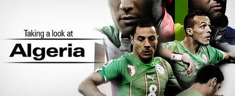 World Cup Betting - Taking a look at Algeria | Bet the World Cup | News Bet The World Cup | Scoop.it