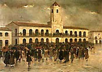 Revolución de Mayo / Félix Luna | Bibliotecas Escolares Argentinas | Scoop.it