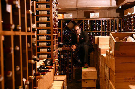 $25 million N.J. cellar boasts nation's finest wine collection - American Hard Assets | Auctions and Collectibles | Scoop.it