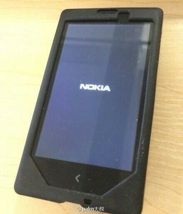 Actual Picture of Nokia Android Phone, Nokia Normandy leaks | NokiaTips | Scoop.it