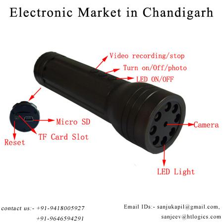 Spy Torch Deal to Chandigarh   Projector Dealers in Chandigarh - Prasham Computer   Scoop.it