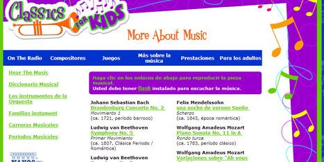 Piezas musicales   Audició i Creació   Scoop.it