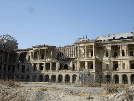 The Shattered Remains of Afghanistan's Versailles | Educación | Scoop.it