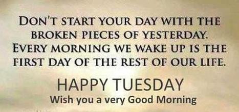 Happy Tuesday! | Job Seekers | Scoop.it