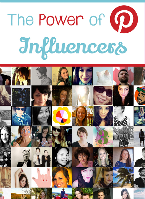The Power of Pinterest Influencers - Business 2 Community | Pinterest | Scoop.it