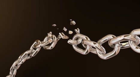 CHAIN! The weakest link (in the chain) | Land Surveyors | Scoop.it