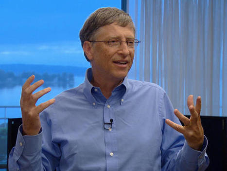 At $72B, Bill Gates is richest American for 20th straight year | Real Estate Plus+ Daily News | Scoop.it