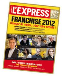 Les Coups de Cœur Franchise 2012 - Observatoire de la Franchise   Actualité de la Franchise   Scoop.it