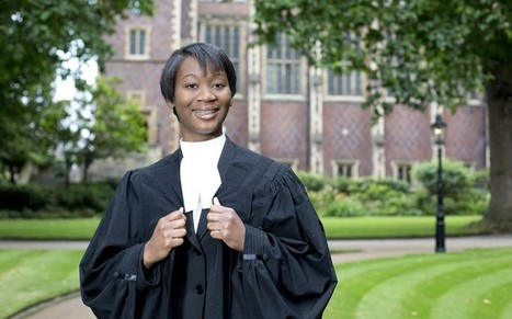 Teenager becomes youngest person to be called to the Bar - Telegraph | This Gives Me Hope | Scoop.it