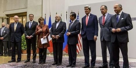 Nucléaire iranien : les enjeux stratégiques de l'accord de Genève | Géopolitique du Moyen Orient | Scoop.it