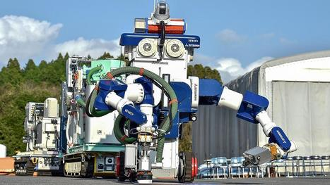 How robots are becoming critical players in nuclear disaster cleanup | Fukushima | Scoop.it