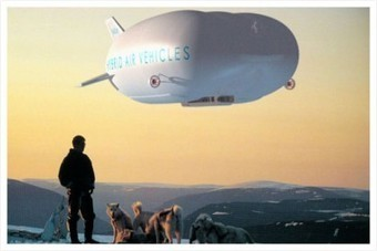Does Global Warming Help the Case for Airships? | Retort | Sustainable Air Transportation Design | Scoop.it