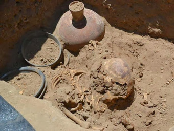The Archaeology News Network: Archaeologists find Chimú tomb in Lambayeque | Aux origines | Scoop.it