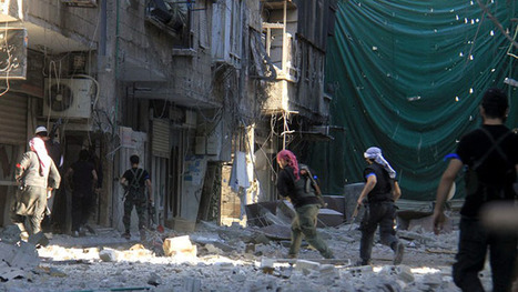'Arab states must unite behind peaceful solution for Syria' –  UN peace envoy | Geral | Scoop.it