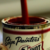 The Lost Art of Painting a Sign | My Art World | Scoop.it