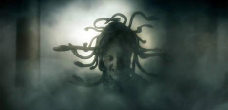 La poderosa mirada de Medusa - RTVE.es | Dioses de la mitologia | Scoop.it