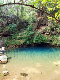 Saint Herman's Blue Hole in Belize is a place of Natural Wonder | Belize in Photos and Videos | Scoop.it