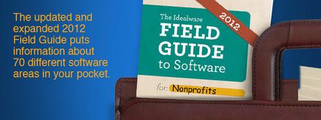Idealware | Helping Nonprofits Make Smart Software Decisions | Non Profit Social | Scoop.it