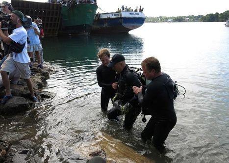 Underwater Sherlock finds sunken treasure around the world; roils ... - Fox News | DiverSync | Scoop.it