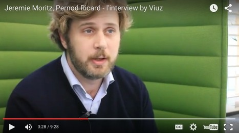 Jérémie Moritz (Pernod Ricard) : le social nous aide à comprendre les tribus | Charliban Francophone | Scoop.it
