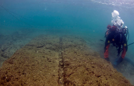Remains of ancient naval base discovered in Athens' Piraeus Harbour | Monde antique | Scoop.it