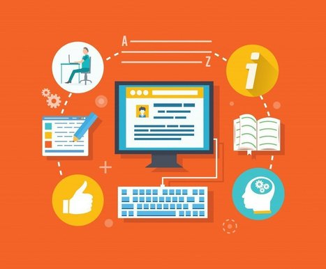 7 Tips To Use Blogs In eLearning Course Design - eLearning Industry | Emerging Learning Technologies | Scoop.it