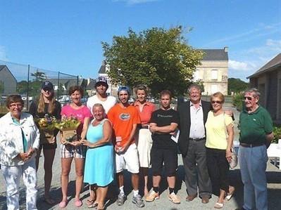 Plus de 150 joueurs au tournoi de tennis senior , Saint-Lunaire 29/07/2013 - ouest-france.fr | Saint-Lunaire Evènements | Scoop.it